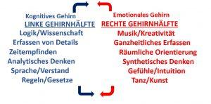 Traumatherapie Informationsverarbeitung bilaterale Hirnstimulation - Sandra Schwanhäußer - Heilpraxis für Therapie und Coaching